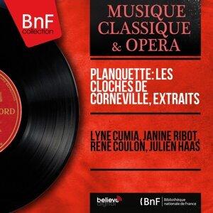 Lyne Cumia, Janine Ribot, René Coulon, Julien Haas 歌手頭像
