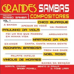 Conjunto Nosso Samba 歌手頭像