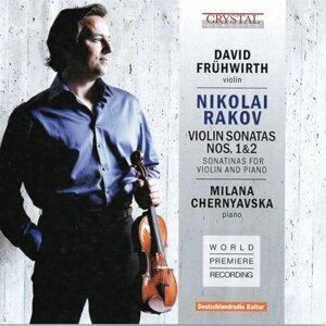 David Frühwirth, Milana Chernyavska 歌手頭像