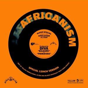Africanism, Diva 歌手頭像