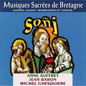 Anne Auffret, Jean Baron, Michel Ghesquiere 歌手頭像