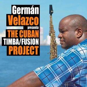Germán Velazco, The Cuban Timba/Fusion Project 歌手頭像