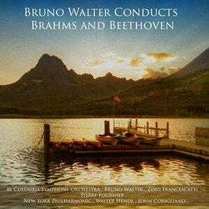 Columbia Symphony Orchestra, Bruno Walter, Zino Francescatti, Pierre Fournier, New York Philharmonic, Walter Hendl, John Corigliano 歌手頭像