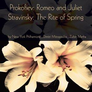 New York Philharmonic, Dimitri Mitropoulos, Zubin Metha 歌手頭像
