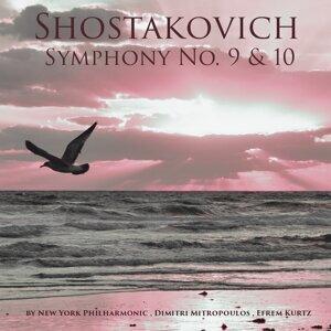 New York Philharmonic, Dimitri Mitropoulos, Efrem Kurtz 歌手頭像
