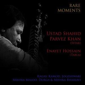 Ustad Shahid Parvez Khan, Enayet Hossain 歌手頭像