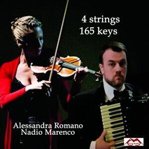 Alessandra Romano, Nadio Marenco 歌手頭像