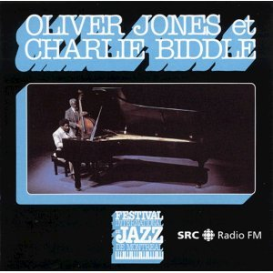 Oliver Jones, Charlie Biddle 歌手頭像