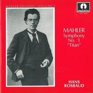 Südwestdeutschen Rundfunks Symphonieorchester, Hans Rosbaud 歌手頭像