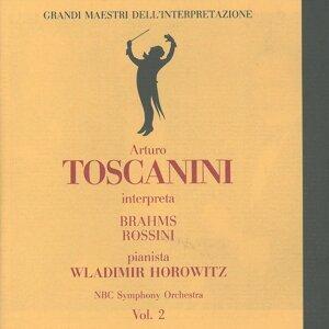 NBC Symphony Orchestra, Arturo Toscanini, Wladimir Horowitz 歌手頭像