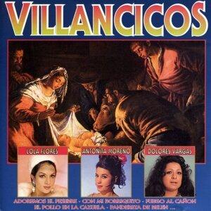Antoñita Moreno, Dolores Vargas, Lola Flores, Antonio González 歌手頭像