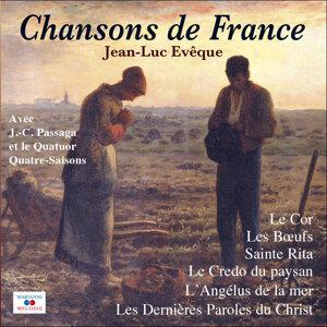 Quatuor Quatre Saisons, Jean-Claude Passaga, Jean-Luc Evêque 歌手頭像