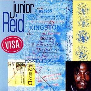 Junior Reid 歌手頭像