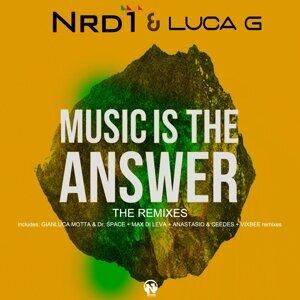 NRD1, Luca G 歌手頭像