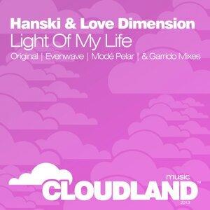 Hanski, Love Dimension 歌手頭像