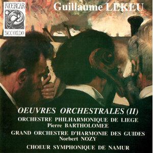 Pierre Bartholomée, Orchestre Philharmonique de Liège 歌手頭像