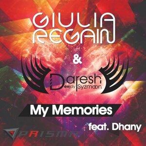 Daresh Syzmoon, Giulia Regain 歌手頭像