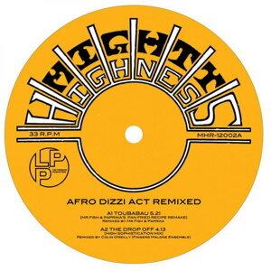 Afro Dizzi Act 歌手頭像