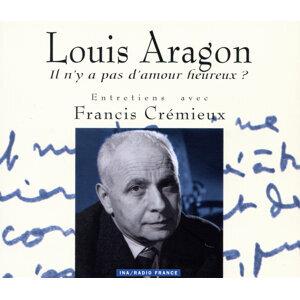 Francis Crémieux, Louis Aragon 歌手頭像