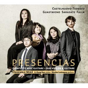Nicolas Lestoquoy, Li-Kung Kuo, Ensemble Miró 歌手頭像