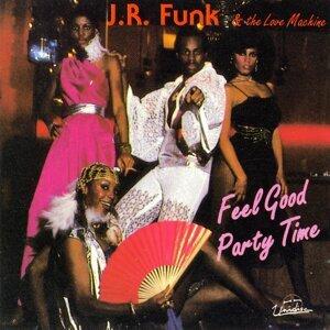 J.R. Funk, The Love Machine 歌手頭像