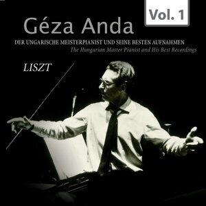 Philharmonia Orchestra, Otto Ackermann, Geza Anda 歌手頭像