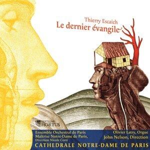 Maîtrise Notre-Dame de Paris, Olivier Latry, John Nelson, Ensemble Orchestral de Paris 歌手頭像