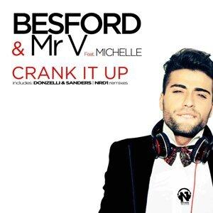 Besford, Mr V 歌手頭像