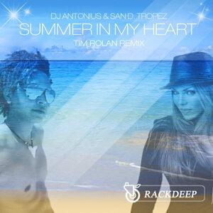 DJ Antonius & San D. Tropez 歌手頭像