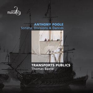 Thomas Baeté, Transports Publics 歌手頭像