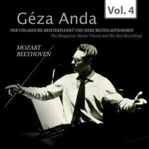 Philharmonia Orchestra, Alceo Galliera, Géza Anda, Clara Haskil 歌手頭像