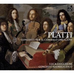 Concerto Madrigalesco, Luca Guglielmi 歌手頭像