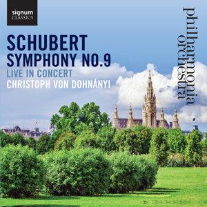 Philharmonia Orchestra, Christoph von Dohnányi 歌手頭像