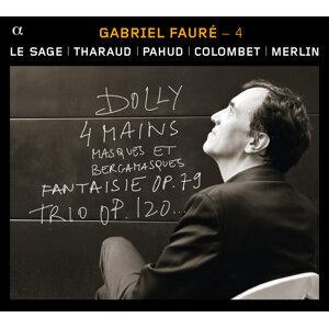 Pierre Colombet, Emmanuel Pahud, Raphaël Merlin, François Salque, Eric Le Sage, Alexandre Tharaud 歌手頭像