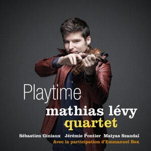 Mathias Lévy Quartet 歌手頭像
