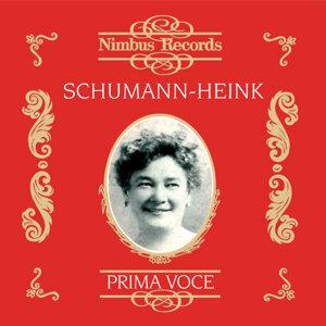 Ernestine Schumann-Heink, Herbert Witherspoon 歌手頭像