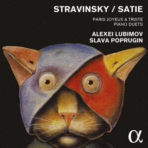 Slava Poprugin, Alexei Lubimov 歌手頭像