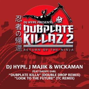 DJ Hype, J Majik & Wickaman 歌手頭像