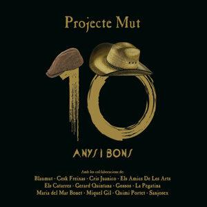 Projecte Mut 歌手頭像