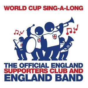 England Supporters Club And England Band