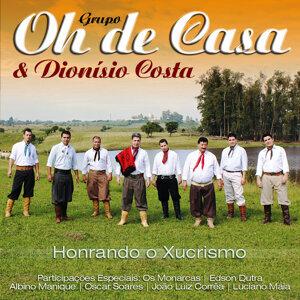 Grupo Oh de Casa, Dionisio Costa 歌手頭像
