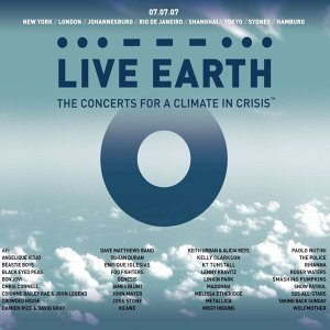 Live Earth - The Concerts for a Climate in Crisis 歌手頭像