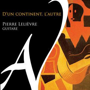 Pierre Lelièvre 歌手頭像