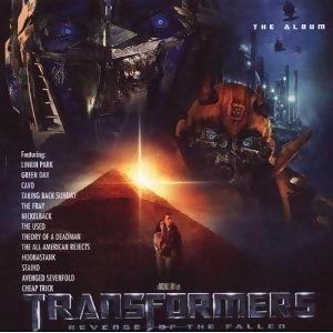 Transformers - The Album 歌手頭像
