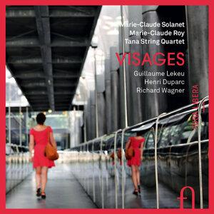 Quatuor Tana, Marie-Claude Roy, Marie-Claude Solanet 歌手頭像