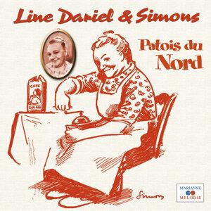 Simons, Line Dariel 歌手頭像