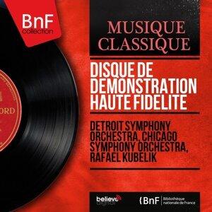 Detroit Symphony Orchestra, Chicago Symphony Orchestra, Rafael Kubelík 歌手頭像