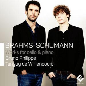 Tanguy de Williencourt, Bruno Philippe 歌手頭像