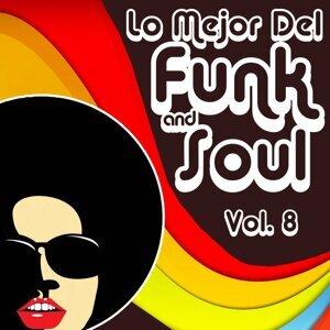 Lo Mejor del Funk & Soul, Vol. 8 歌手頭像