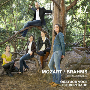 Lise Berthaud, Quatuor Voce 歌手頭像